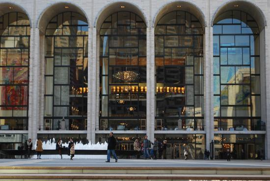 Hotels Near Metropolitan Opera House New York