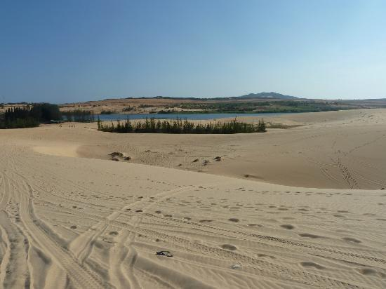 SUNSEA RESORT: attraction nearby: white sand dune
