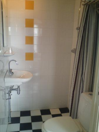 Hotel De Gerstekorrel: Bathroom