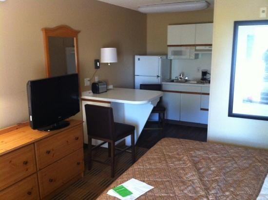 Extended Stay America - San Ramon - Bishop Ranch - West: queen suite
