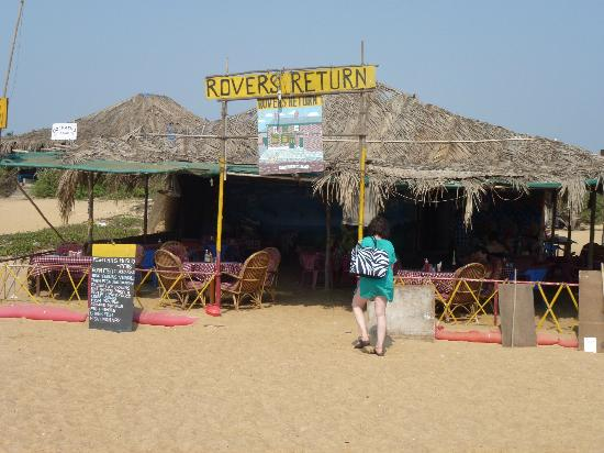 Photos of rovers return beer bar and restaurant, Calangute