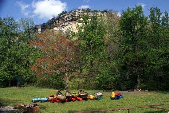 Photo of Buffalo National River Kyle's Landing Campground Ponca