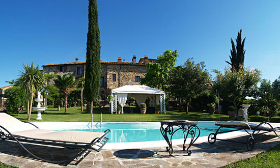 La Duchessa B&amp;B: Castello con piscina
