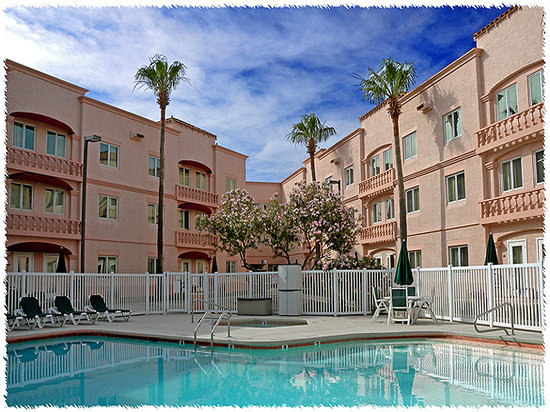 Windmill Suites of Tucson: Windmill - Tucson - St. Philip's Plaza - Pool and Whirlpool