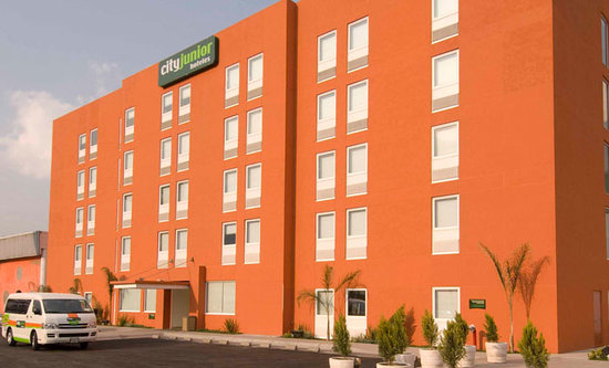 Hotel City Junior Tuxtla Gutierrez
