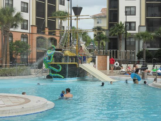 St Augustine Pool Picture Of Sheraton Vistana Villages International Drive Orlando