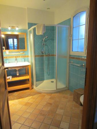 Bastide des Eucalyptus: 4th bedroom bathroom (large and modern)