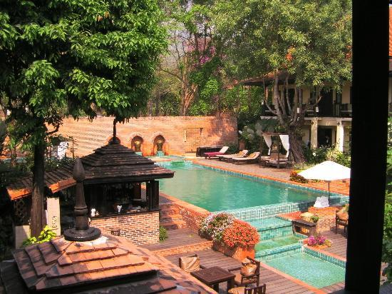 Ayatana Hamlet & Spa, Chiang Mai: Certainly an oasis