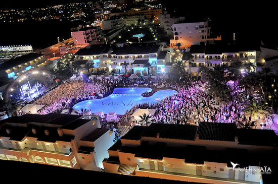 Photo of Ushuaia Ibiza Beach Hotel Playa d'en Bossa