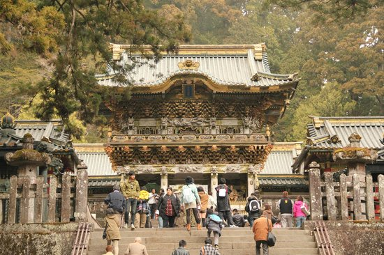 ‪Nikko Toshogu Shrine‬