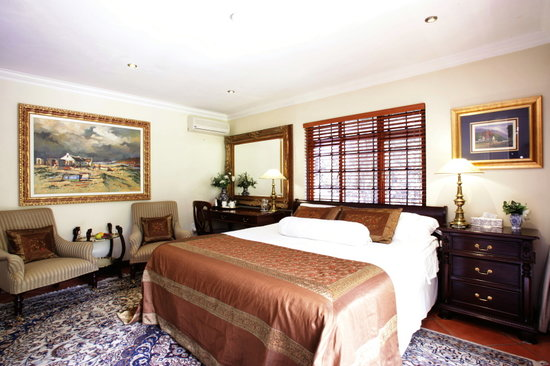 The Oasis Luxury Guest House: Bedroom 2