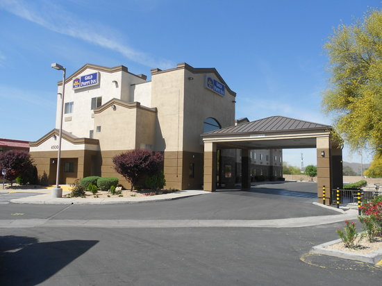 Photo of BEST WESTERN PLUS Gold Poppy Inn Tucson