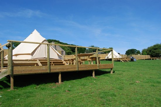 Little Upton Boutique Belltent