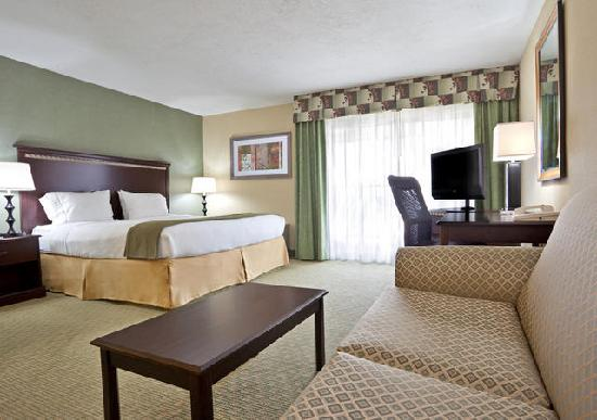 Holiday Inn Express Cincinnati West: King Suite