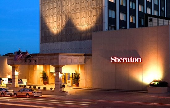 Sheraton Clayton Plaza Hotel St. Louis