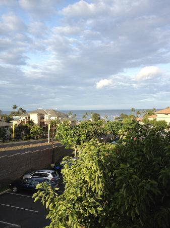 Worldmark: Morning view from our balcony