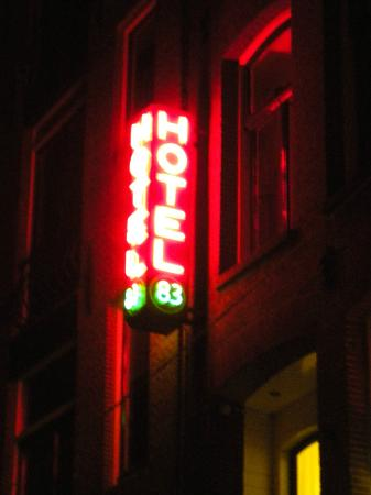 Hotel 83 Amsterdam: 83