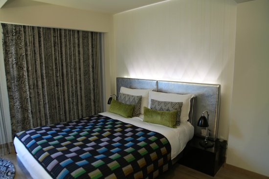 Hotel Missoni Edinburgh: Bed