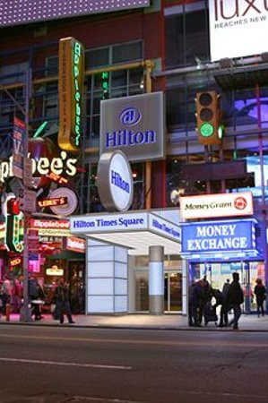 Photo of Hilton Times Square New York City