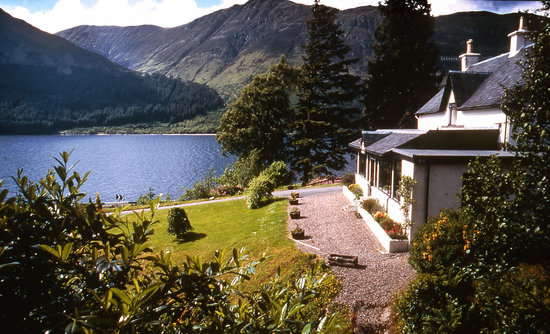 Corriegour Lodge Hotel