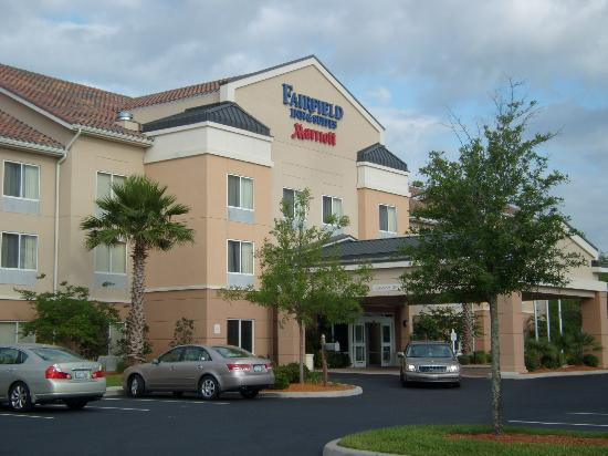 Fairfield Inn & Suites St. Augustine: l'hôtel