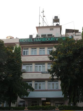 Hotel Harbour View: Outside of Harbour View