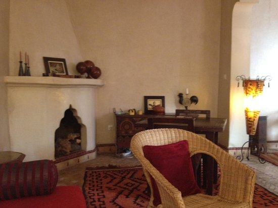 Dar Silsila : Hotel lobby room 