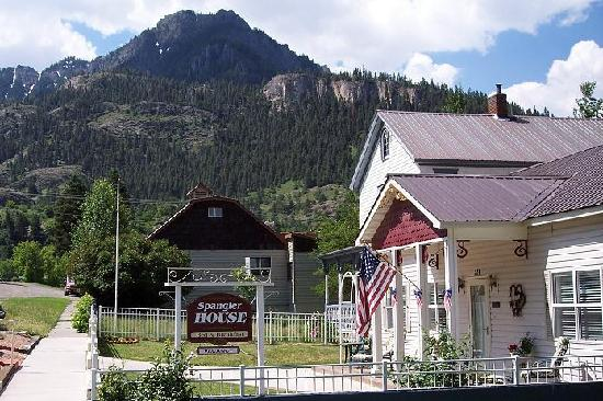 Photo of Spangler House B&B Ouray