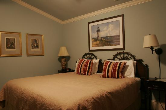 Sara's Bed & Breakfast Inn: Fredericksburg Room