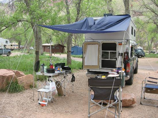 ‪South Campground‬