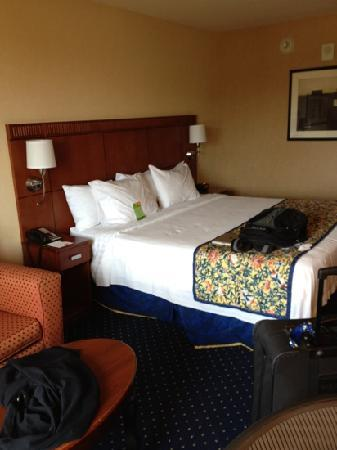 Courtyard by Marriott Los Angeles Westside: king size