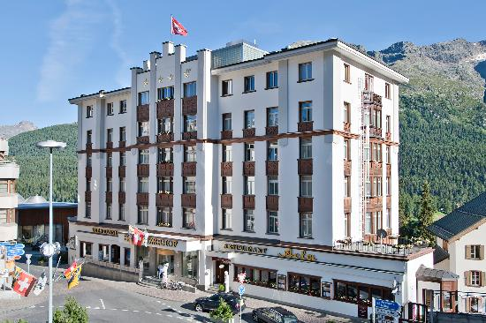 Photo of Hotel Schweizerhof St. Moritz