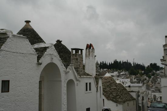 Residence Trulli Holiday: panorama