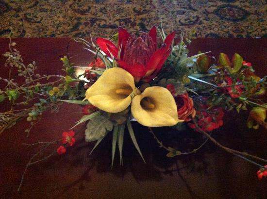 Marcus Whitman Hotel & Conference Center: Decorations