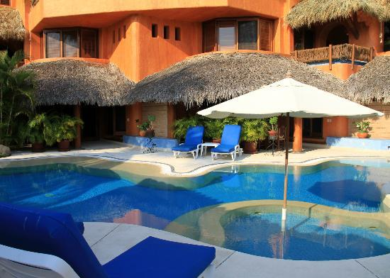 Villa Carolina Hotel: Villa Carolina Pool