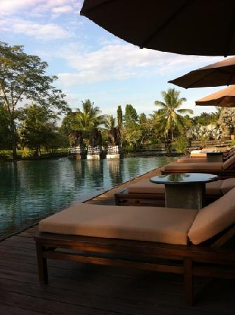 The Chedi Club Tanah Gajah a GHM Hotel: chedi club pool
