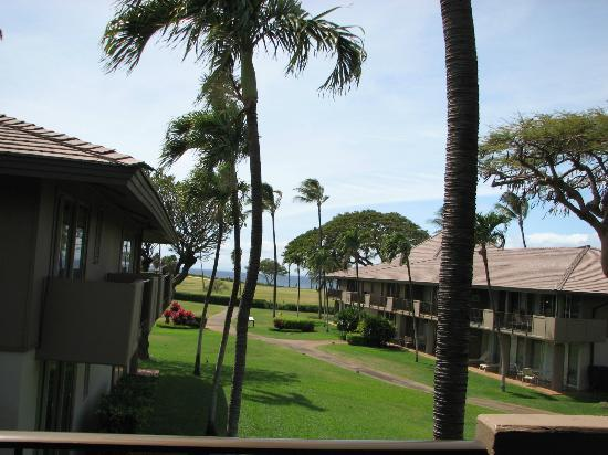 Outrigger Maui Eldorado: view from lanai