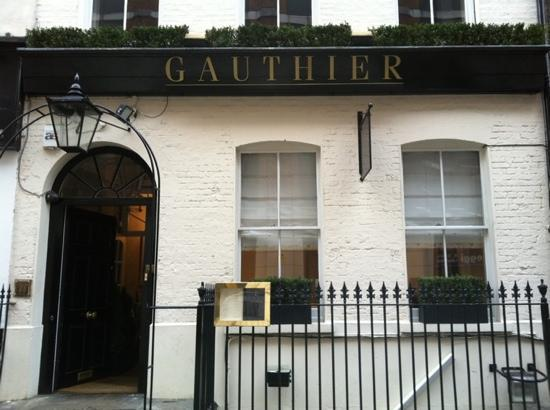 Photos of Gauthier Soho, London