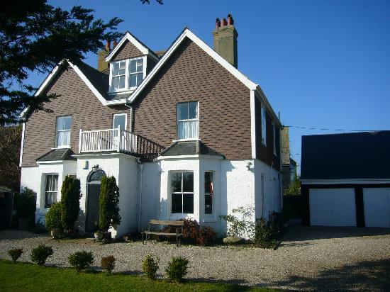 The Old Vicarage at Rye Harbour
