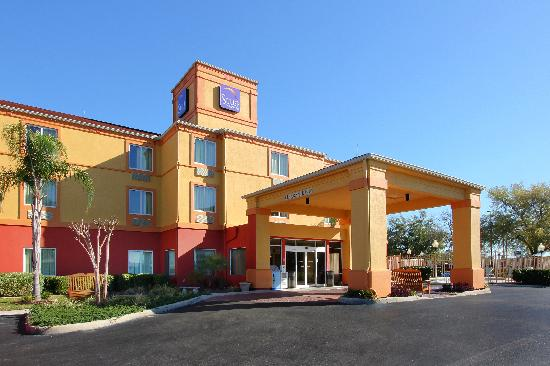 Sleep Inn & Suites Ocala - Bellevie