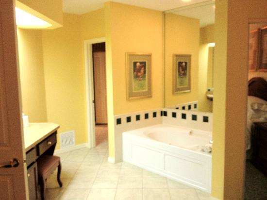Sheraton PGA Vacation Resort Villas: Bathroom