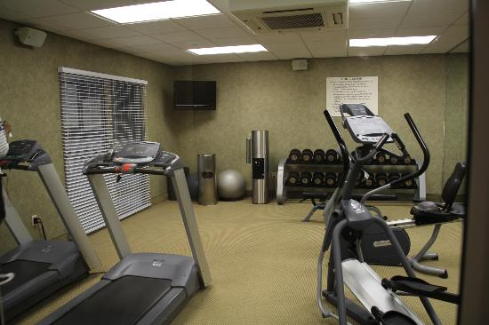 Homewood Suites New Windsor: Fitness area
