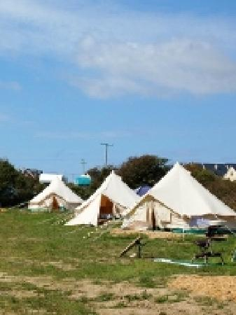 Purecamping: Bell tent bliss :-)