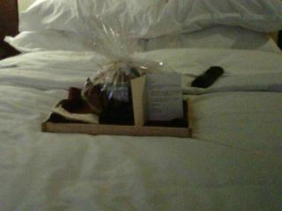 Sheraton Hotel Newfoundland: Thanks to The Sheraton for the lovely gift!!!