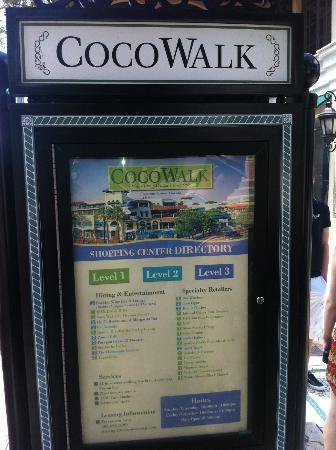 Coconut Grove Farmers Market: Coco Walk
