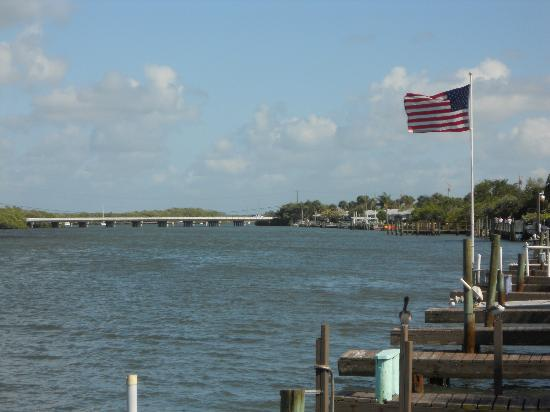 Turtle Bay Condos: View of the bay from the dock