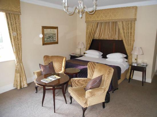 Macdonald Ansty Hall: Our lovely suite