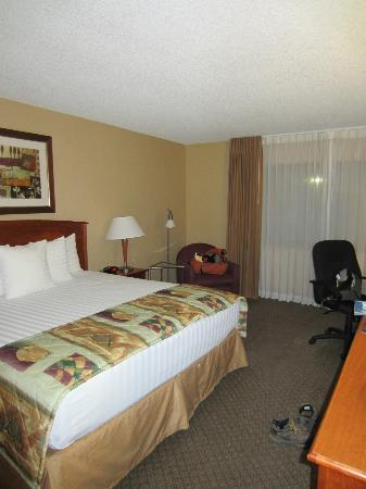 ‪‪BEST WESTERN PLUS Tempe by the Mall‬: Clean, comfortable room with great coffee!‬