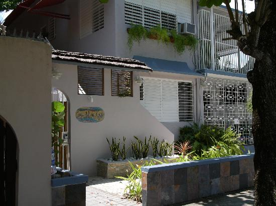 Coqui del Mar: Tucked away quietly in a residential area