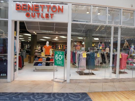 benetton outlet fotograf a de sawgrass mills sunrise